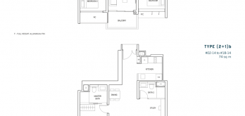 penrose-floorplan-2-bedroom-plus-study-type-(2+1)a